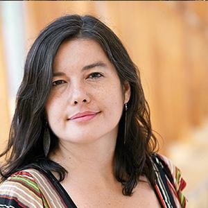 Wanda Nanibush (Anishinaabe-kwe)